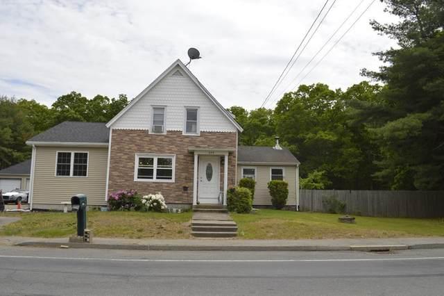 205 Oak Hill Ave, Seekonk, MA 02771 (MLS #72839393) :: The Ponte Group