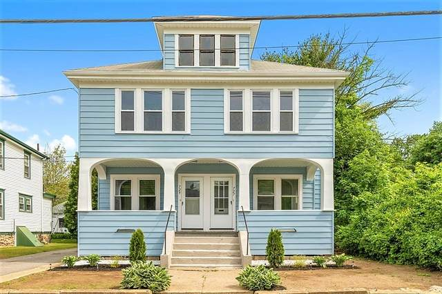 727 Blossom St, Fitchburg, MA 01420 (MLS #72839452) :: EXIT Realty