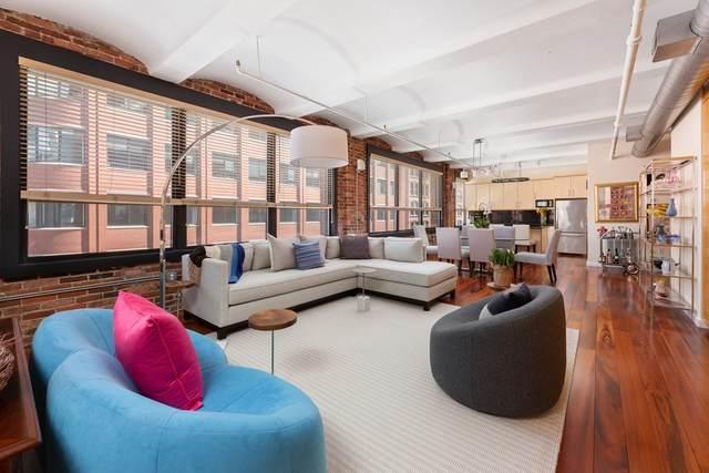 121 Beach Street #401, Boston, MA 02111 (MLS #72839476) :: Maloney Properties Real Estate Brokerage