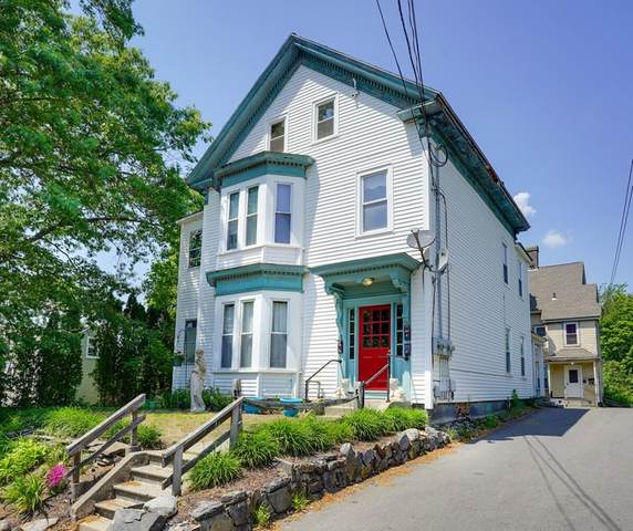 18 Prospect St #3, Clinton, MA 01510 (MLS #72839490) :: Re/Max Patriot Realty