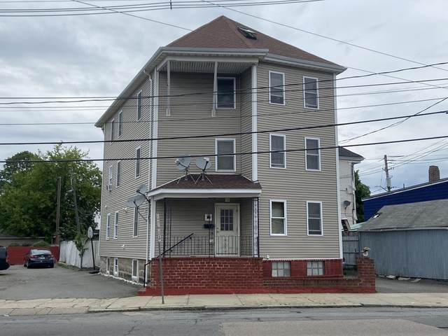 161 Cove St, New Bedford, MA 02744 (MLS #72839494) :: The Ponte Group