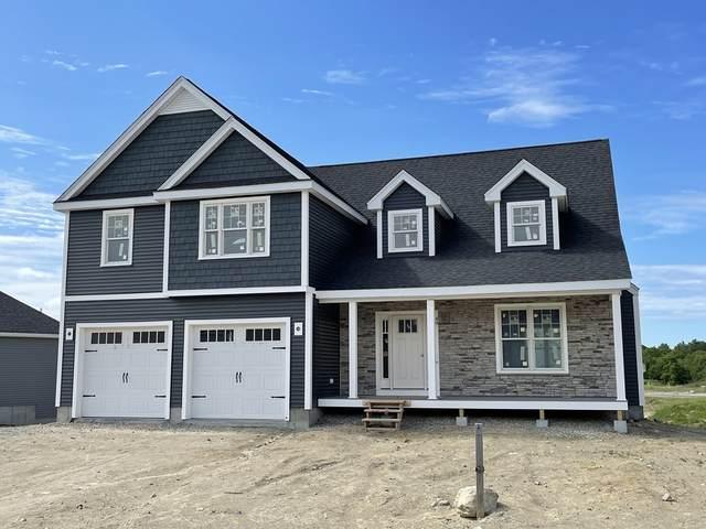 49 Pratt Avenue L120, Bridgewater, MA 02324 (MLS #72839677) :: Home And Key Real Estate