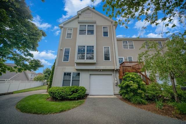 155 Clay St #155, Quincy, MA 02170 (MLS #72839699) :: Dot Collection at Access
