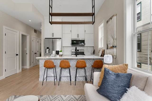 32 Wentworth #3, Boston, MA 02124 (MLS #72839816) :: Dot Collection at Access