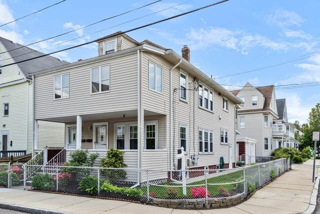 16 Martin St, Medford, MA 02155 (MLS #72839870) :: Dot Collection at Access