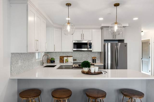 337 Chelsea #1, Boston, MA 02128 (MLS #72839882) :: Dot Collection at Access