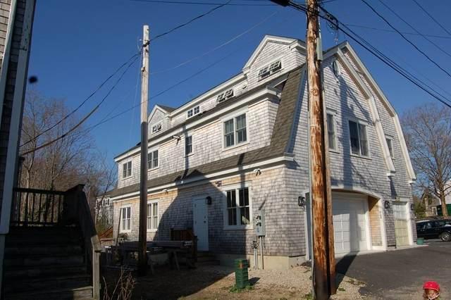 137 Main St #1, Falmouth, MA 02540 (MLS #72839948) :: The Ponte Group