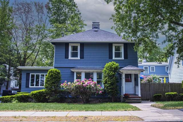 80 Eliot Avenue, Newton, MA 02465 (MLS #72840021) :: Conway Cityside