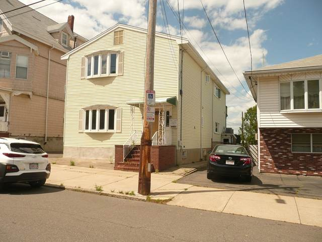 262 East Eagle St, Boston, MA 02128 (MLS #72840041) :: Dot Collection at Access