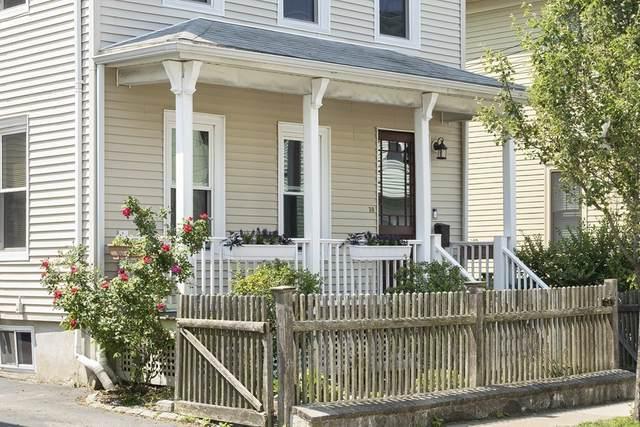 30 Concord Avenue #2, Somerville, MA 02143 (MLS #72840069) :: Cape Cod and Islands Beach Properties