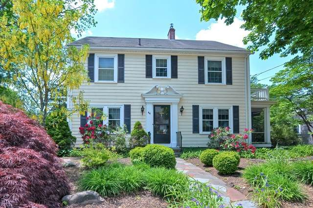 44 Payson Street, Attleboro, MA 02703 (MLS #72840070) :: Chart House Realtors