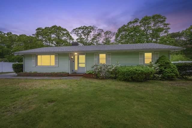 773 Shootflying Hill Rd, Barnstable, MA 02632 (MLS #72840077) :: Spectrum Real Estate Consultants