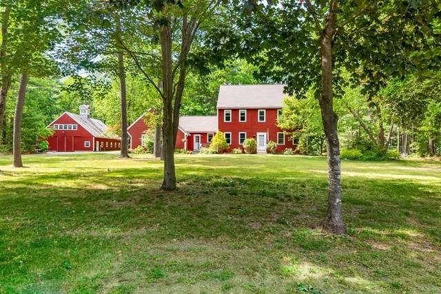 12 Easter Brook Rd, Lunenburg, MA 01462 (MLS #72840094) :: Re/Max Patriot Realty