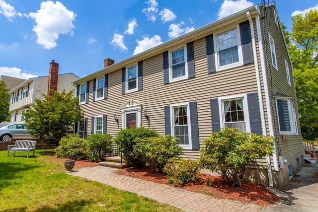 17 Eagle St, Boston, MA 02132 (MLS #72840121) :: Dot Collection at Access
