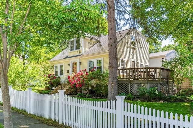 75 Deering Street, Reading, MA 01867 (MLS #72840225) :: Chart House Realtors