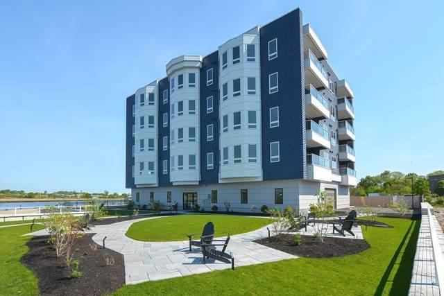 60 Newbury #3, Quincy, MA 02171 (MLS #72840235) :: Chart House Realtors