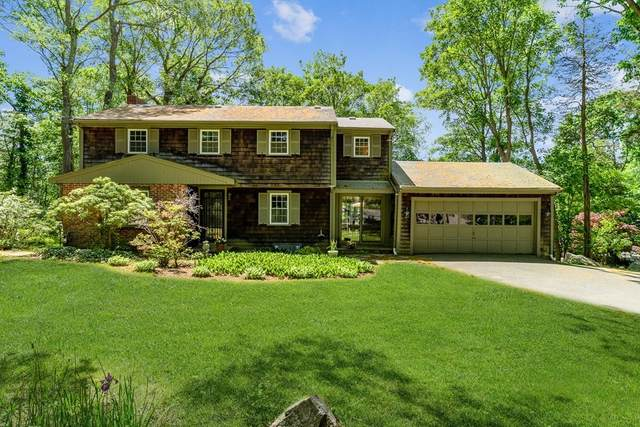 35 Forest Avenue, Cohasset, MA 02025 (MLS #72840339) :: Kinlin Grover Real Estate