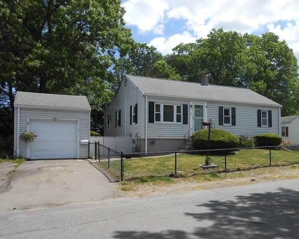65 Saning Road, Weymouth, MA 02191 (MLS #72840367) :: Chart House Realtors
