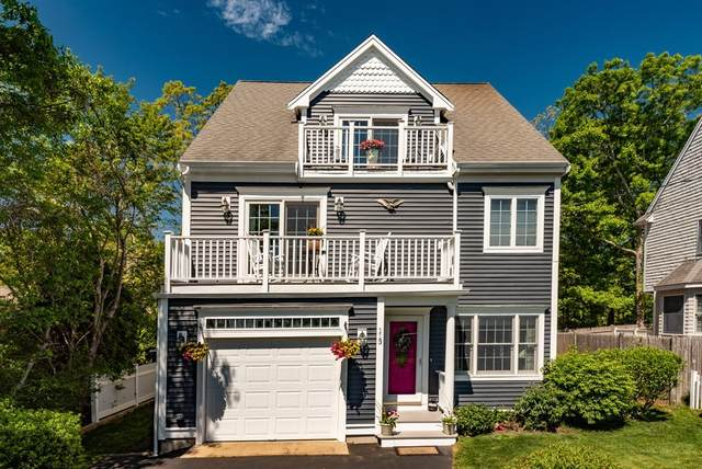 113 Shore Dr, Plymouth, MA 02360 (MLS #72840378) :: Dot Collection at Access