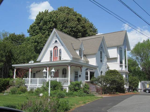 34 Central St, West Boylston, MA 01583 (MLS #72840381) :: The Duffy Home Selling Team