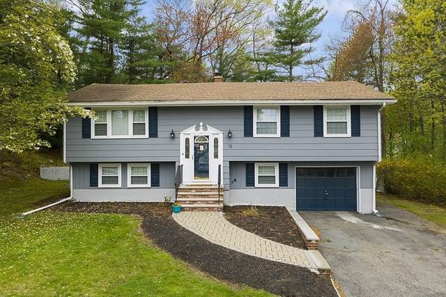 13 Clinton Rd, Peabody, MA 01960 (MLS #72840431) :: Dot Collection at Access