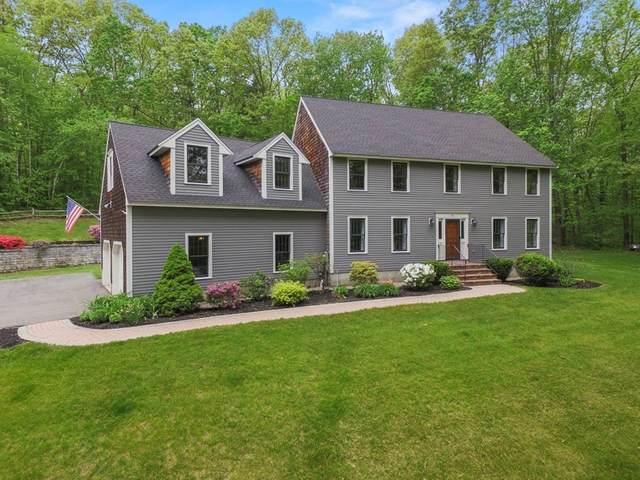 12 Spring Hill Rd, Merrimac, MA 01860 (MLS #72840618) :: Chart House Realtors