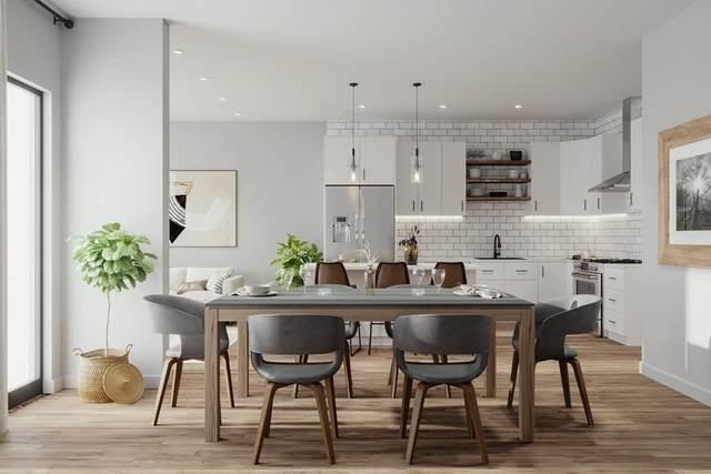 333 Maverick Street Penthouse, Boston, MA 02128 (MLS #72840701) :: EXIT Cape Realty