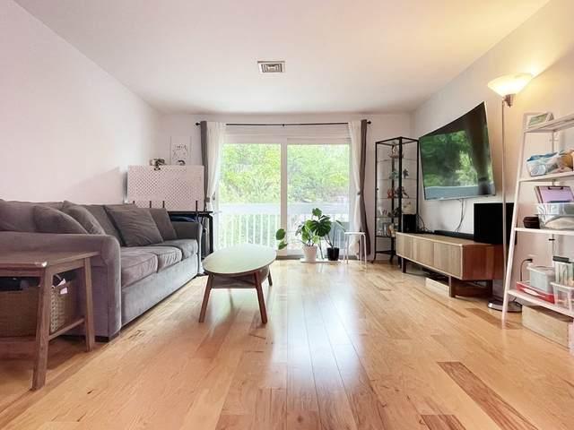 15 Bower Rd F7, Quincy, MA 02169 (MLS #72840819) :: Chart House Realtors