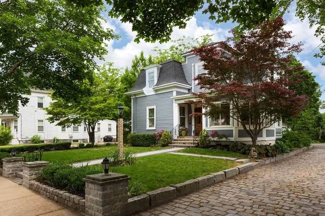 110 Putnam Street, Quincy, MA 02169 (MLS #72840832) :: Dot Collection at Access