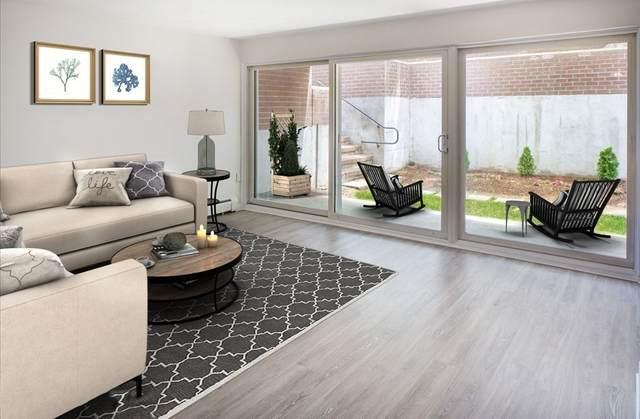 21 Jones Terrace #1, Stoughton, MA 02072 (MLS #72840941) :: Alfa Realty Group Inc