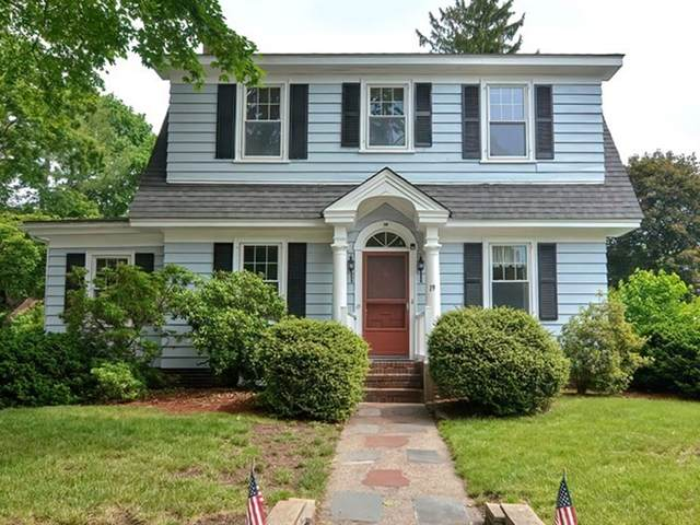 19 Payson Street, Attleboro, MA 02703 (MLS #72840984) :: Dot Collection at Access