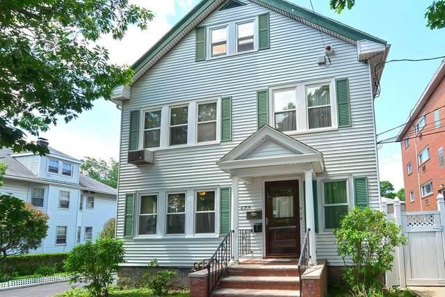 4765 Washington Street, Boston, MA 02132 (MLS #72841064) :: Conway Cityside