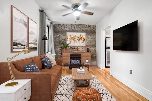 60 Queensberry St #8, Boston, MA 02215 (MLS #72841085) :: Kinlin Grover Real Estate