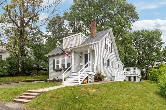 9 Lincoln St, Canton, MA 02021 (MLS #72841104) :: Dot Collection at Access