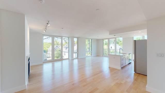 7 Beech #311, Cambridge, MA 02140 (MLS #72841126) :: Welchman Real Estate Group