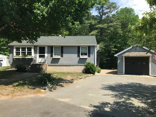 58 Lewis Park, Rockland, MA 02370 (MLS #72841144) :: The Ponte Group
