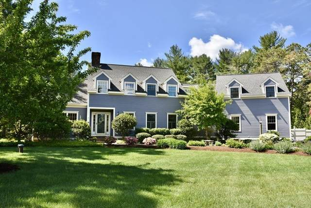 18 Pinehill Lane, Marion, MA 02738 (MLS #72841175) :: Chart House Realtors