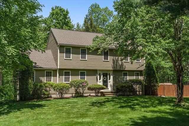 16 Throne Hill Rd, Groton, MA 01450 (MLS #72841198) :: Chart House Realtors