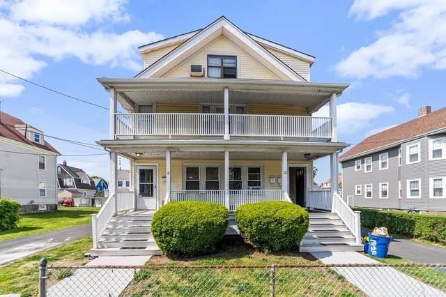 18-20 Appleton St, Quincy, MA 02171 (MLS #72841200) :: The Gillach Group