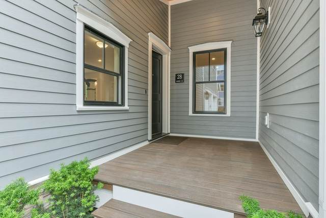 28 Sumner Street #28, Newton, MA 02459 (MLS #72841278) :: Conway Cityside