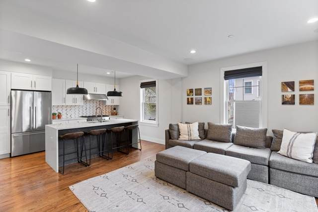 24R Newbury St 24R, Somerville, MA 02144 (MLS #72841340) :: Dot Collection at Access