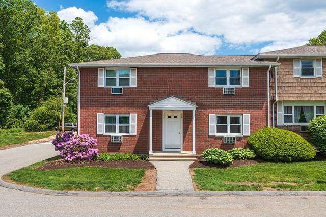 110 Kingston Street #110, North Andover, MA 01845 (MLS #72841342) :: Spectrum Real Estate Consultants