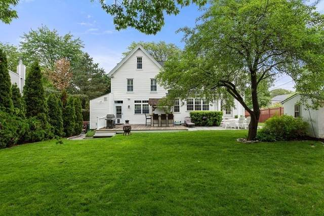 45 Murray Rd, Newton, MA 02465 (MLS #72841359) :: Spectrum Real Estate Consultants