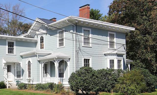 1 Nelson Street A, Upton, MA 01568 (MLS #72841431) :: The Ponte Group