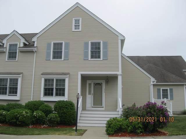 608 Thayer Street #608, Abington, MA 02351 (MLS #72841501) :: The Ponte Group