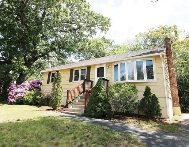 40 Coburn Drive, Lowell, MA 01854 (MLS #72841561) :: Spectrum Real Estate Consultants