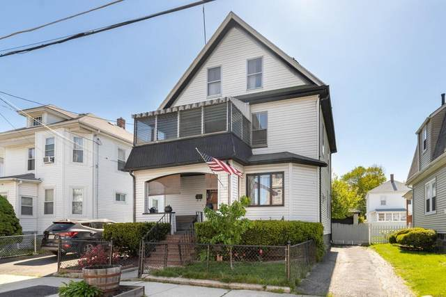 38 Brookings St, Medford, MA 02155 (MLS #72841563) :: Dot Collection at Access