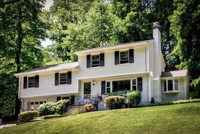 63 Washburn Avenue, Wellesley, MA 02481 (MLS #72841574) :: Chart House Realtors