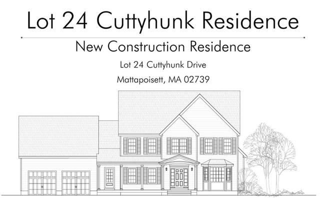 Lot 24 Cuttyhunk Drive, Mattapoisett, MA 02739 (MLS #72841674) :: RE/MAX Vantage