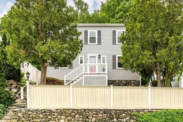 24 Overlook Rd, Waltham, MA 02451 (MLS #72841730) :: Chart House Realtors
